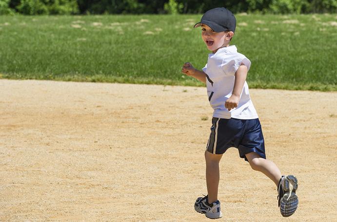 ¿Es mi hijo un 'crack' del running?