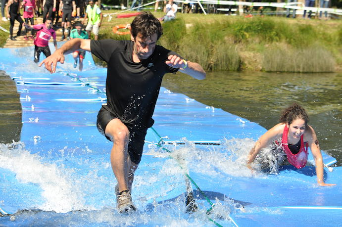 La Gladiator Race Pontevedra reúne a 2.500 participantes