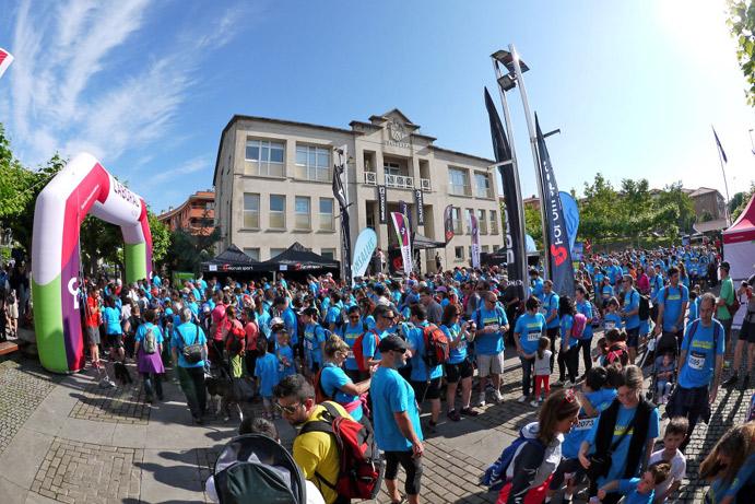 La Kosta Trail cuelga el cartel de completo