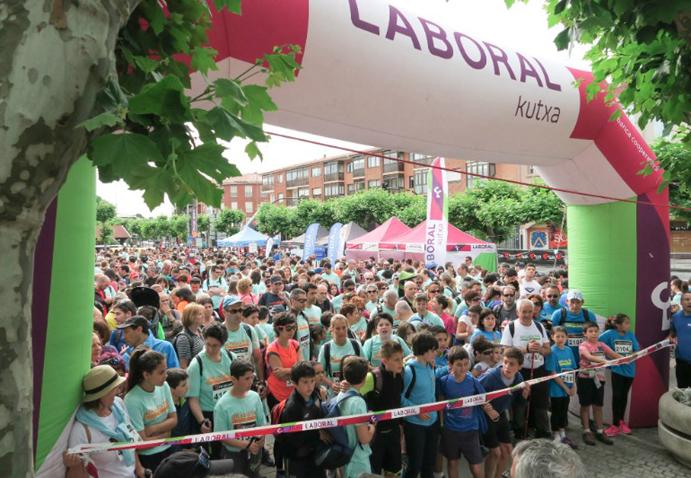 La Kosta Trail vuelve a batir récord de participantes
