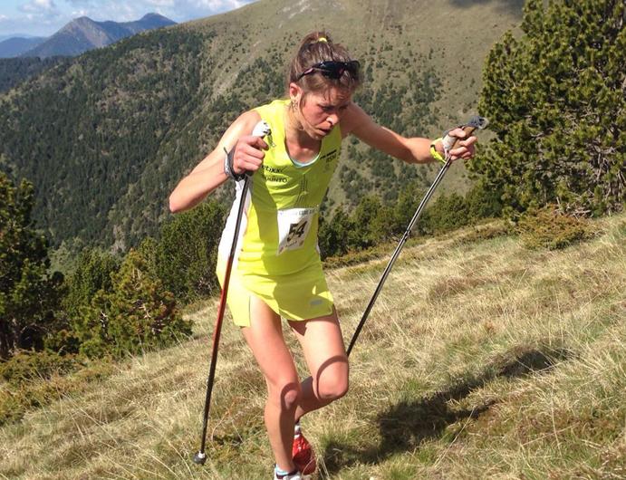 Iker Karrera y Laura Orgué regresan a la competición