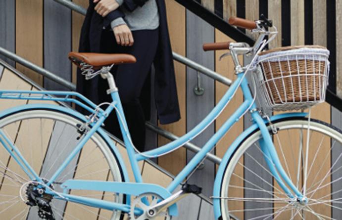 Lenubu se introduce en las principales plazas para el ciclismo urbano