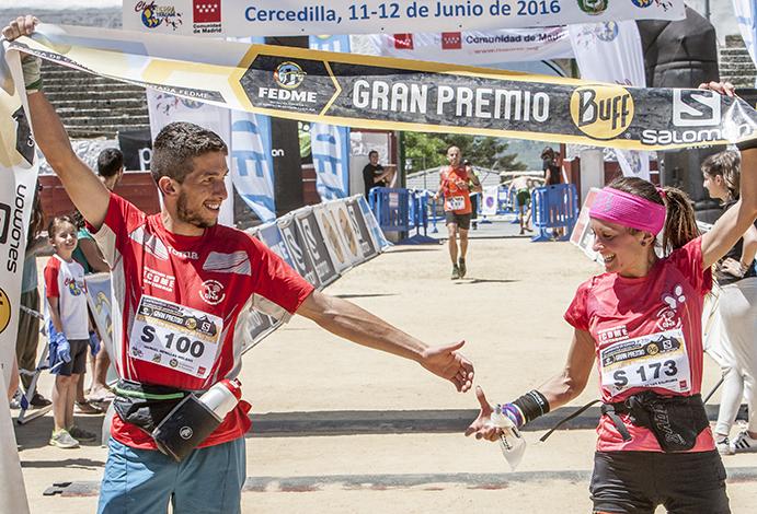 """Manuel Merillas: """"correr en pareja es lo mejor para que ésta funcione"""""""