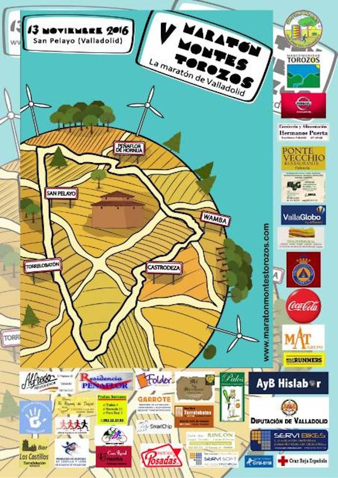 Servi Bikes patrocina el V Maratón Montes Torozos