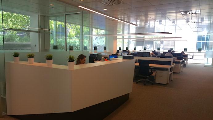 San Sebastián de los Reyes, nueva sede de Thomas Wellness Group