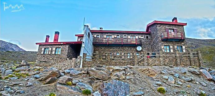 Chiruca cierra un acuerdo de colaboración con el Refugio Poqueira