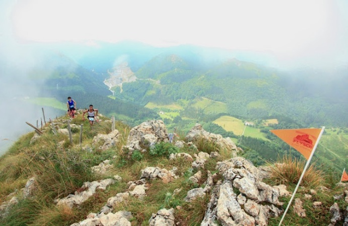 Los mejores trail runners nacionales se reúnen en Zumaia Flysch Trail