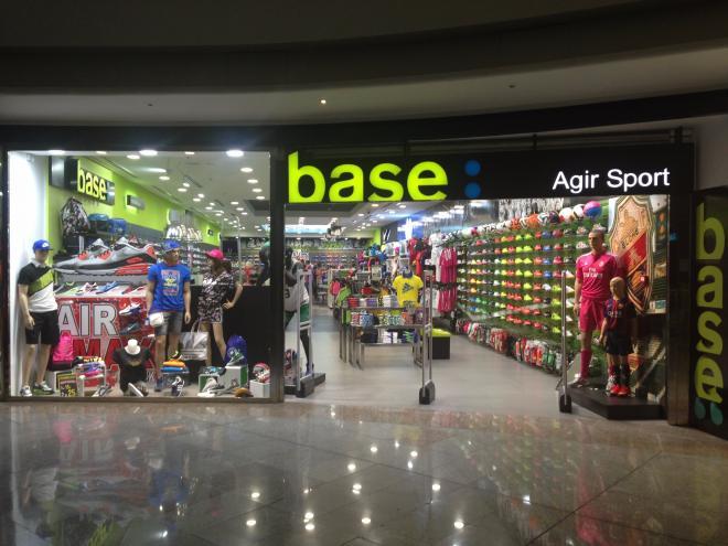 tienda deporte base láljub