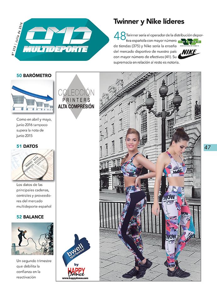 Los top-10 de las tiendas de deporte en España