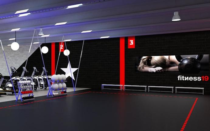 Fitness 19 abre en Gandía con nueva imagen de marca