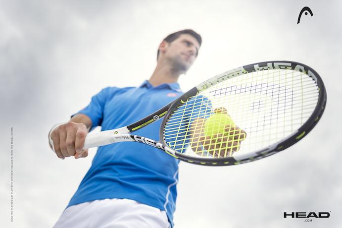 Head busca al nuevo Djokovic