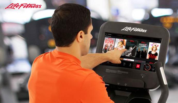 Life Fitness incorpora mayor conectividad digital en su nueva consola Discover SE3