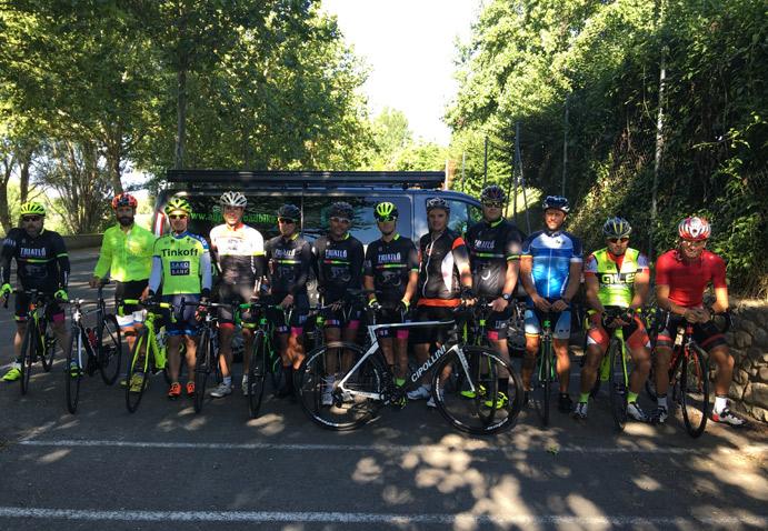 Los MCipollini Test Days llegan a Andorra