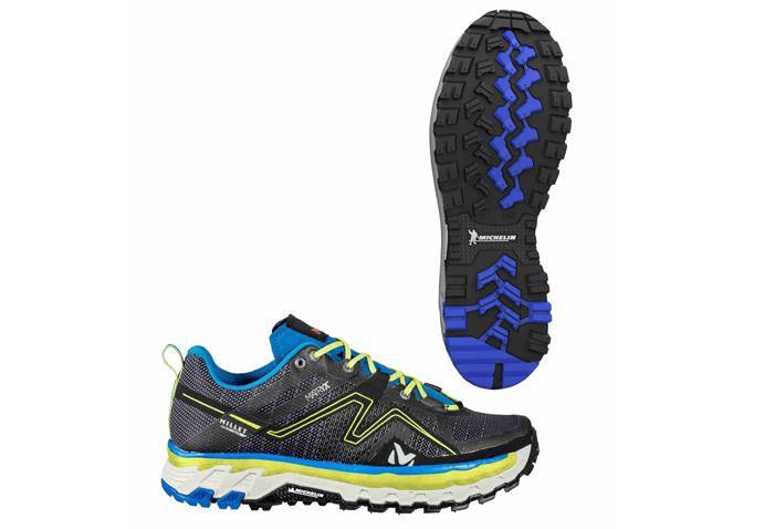 Millet y Michelin desarrollan una suela específica para trail running