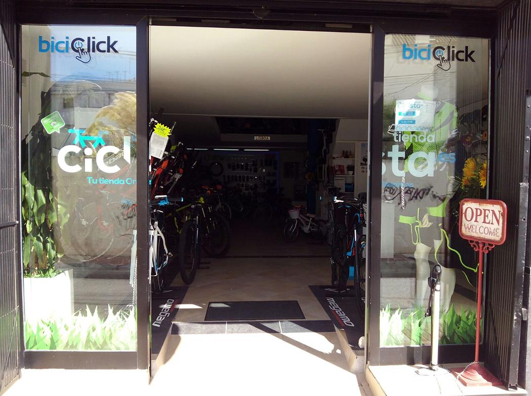 Biciclick suma 23 tiendas tras instalarse en Marbella