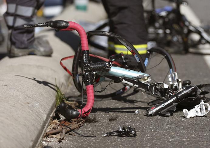 Veinticuatro ciclistas muertos en lo que va de año