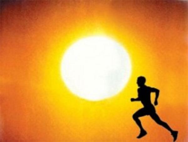 Como evitar los efectos del calor sobre el rendimiento