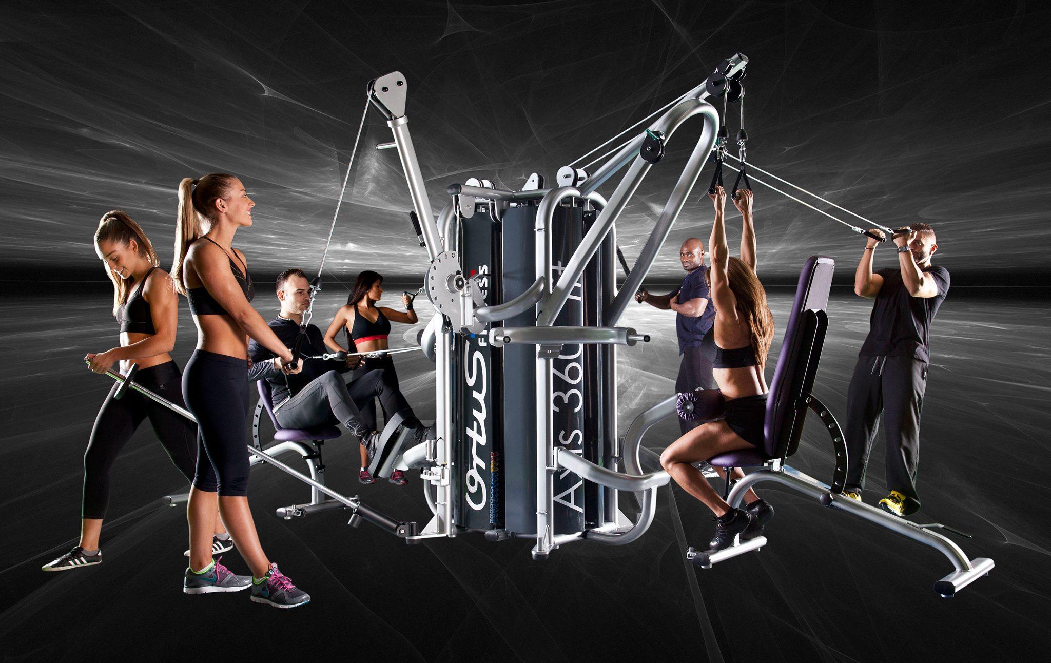 Ortus fitness cmd sport for Gimnasio xtreme burgos