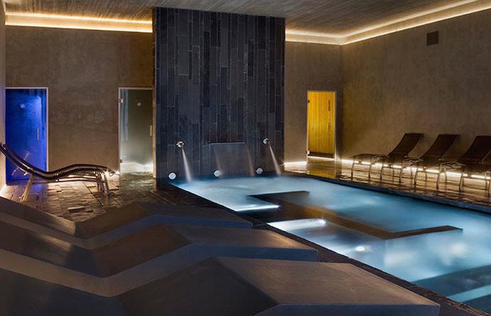 El camping La Ballena Alegre estrena nuevo spa
