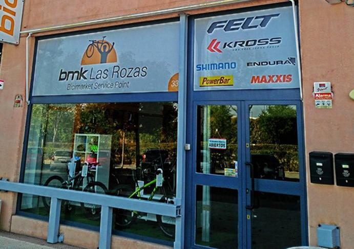 Bicimarket alcanza las 26 tiendas tras abrir en Las Rozas