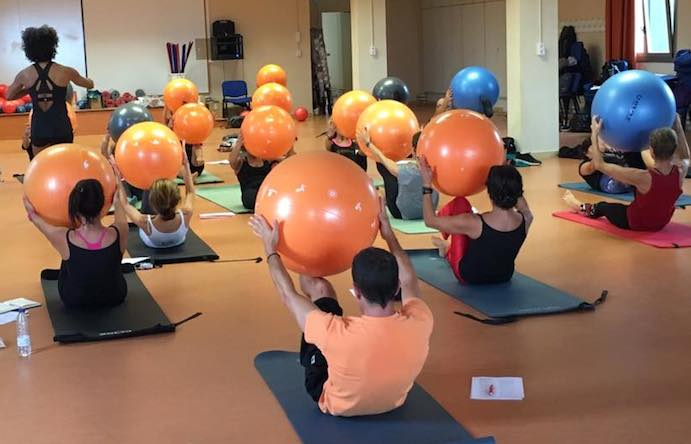 Movin People vuelve a reunir en Barcelona a lo mejor del 'mindful movement'