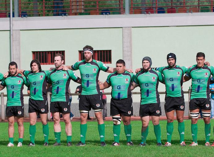 Kappa, nuevo patrocinador técnico del Gernika Rugby Taldea