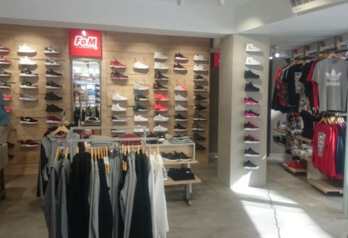 Foot on Mars alcanza las 20 tiendas tras abrir en Benidorm