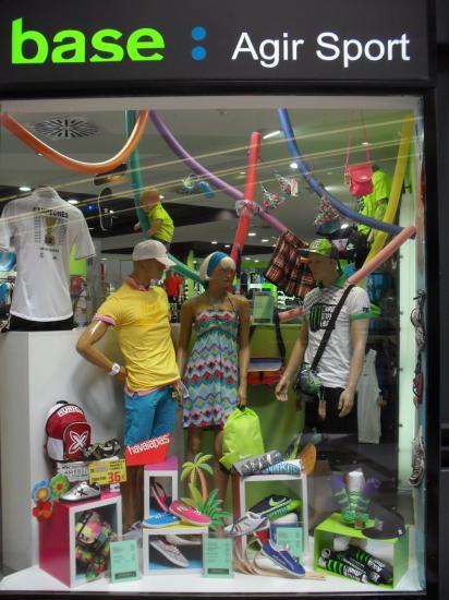 Las siete tiendas de Base Agir Sport se incorporan al directorio de comercios de CMDsport