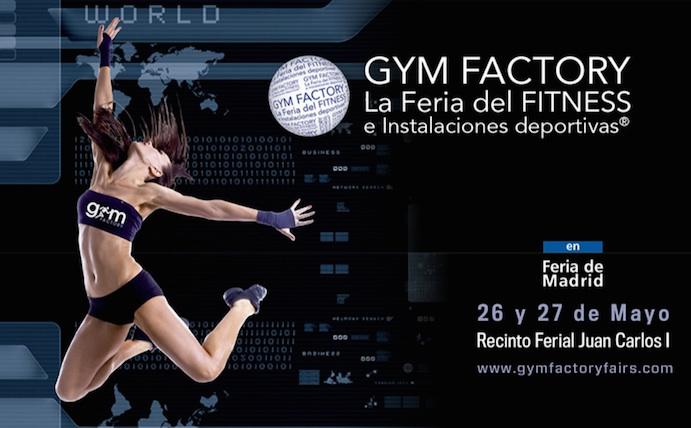 La Feria Gym Factory 2017 anuncia fechas y estrena página web