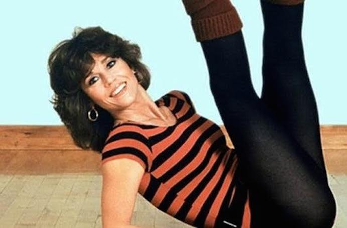 Sale a subasta el famoso maillot de aerobic de Jane Fonda