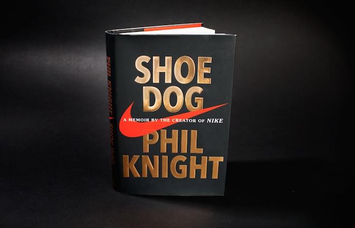 La biografía del fundador de Nike, a la venta en octubre en España