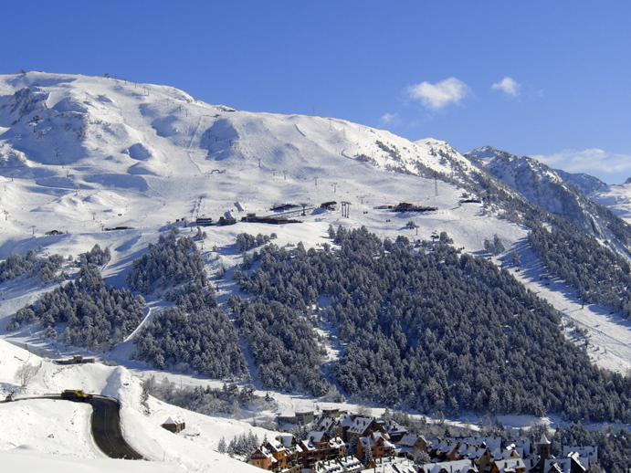 Baqueira Beret mejora la producción de nieve artificial