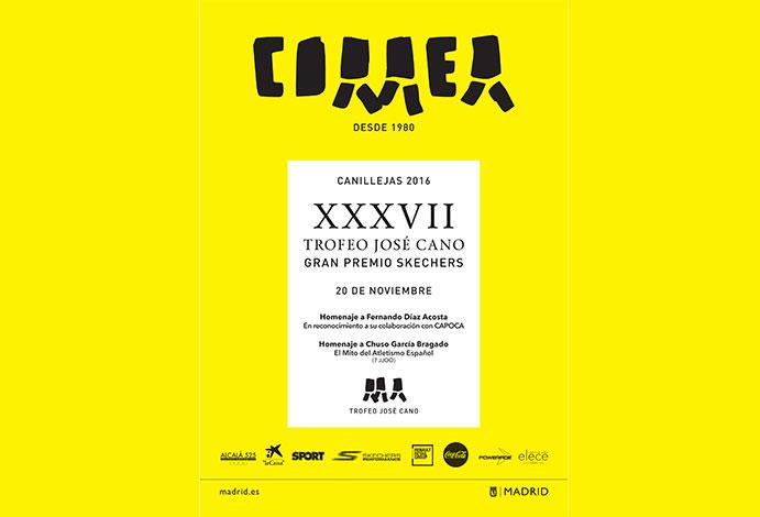 Inscripciones abiertas para el XXXVII Trofeo José Cano Gran Premio Skechers