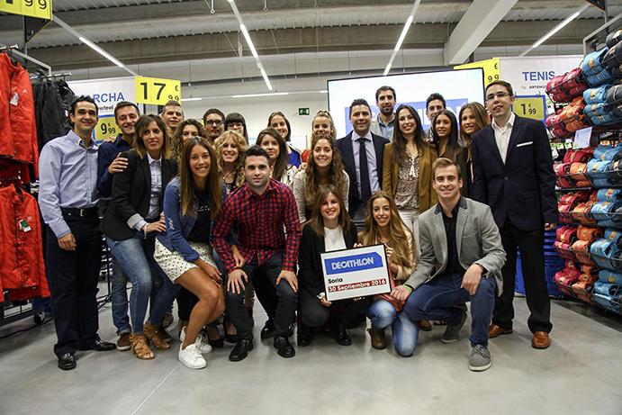 Con Decathlon Soria el gigante francés alcanza las 146 tiendas en España