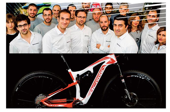 Berria Bike se suma a la guía de marcas de ciclismo de CMDsport