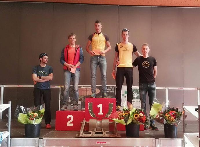 Nadir Magued triunfa en el Km Vertical Fully 2016