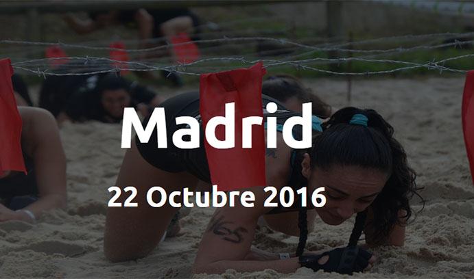 Gladiator Race Madrid cerrará inscripciones el 18 de octubre