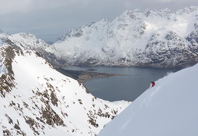 Greg Hill y Gore-Tex conquistan las Lofoten