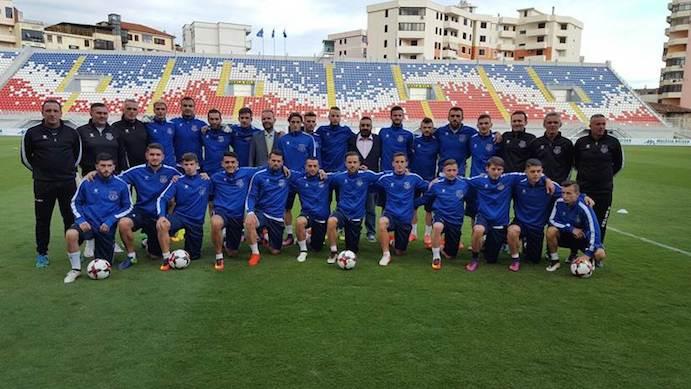 Kelme, primer patrocinador técnico de la historia de la selección de Kosovo
