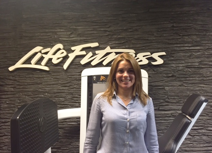 Life Fitness Iberia incorpora a Clara Aguiló como Responsable de Mercados Verticales