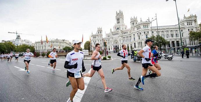 El Ayuntamiento de Madrid organiza quedadas de running por la ciudad