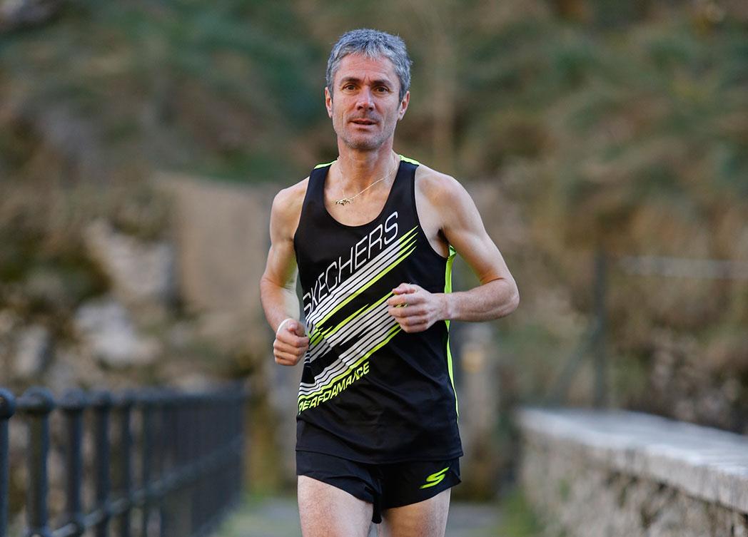 """Martín Fiz: """"En el maratón el beneficio tiene que ser más mental que físico"""""""