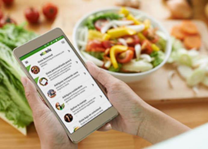 ¿Cómo utilizar las app sobre nutrición?