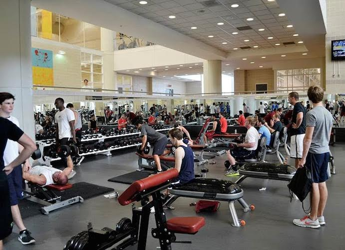 ¿Por qué hay personas que engordan en el gimnasio?