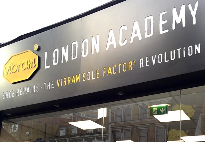 Vibram inaugura su segunda 'academia' en Londres