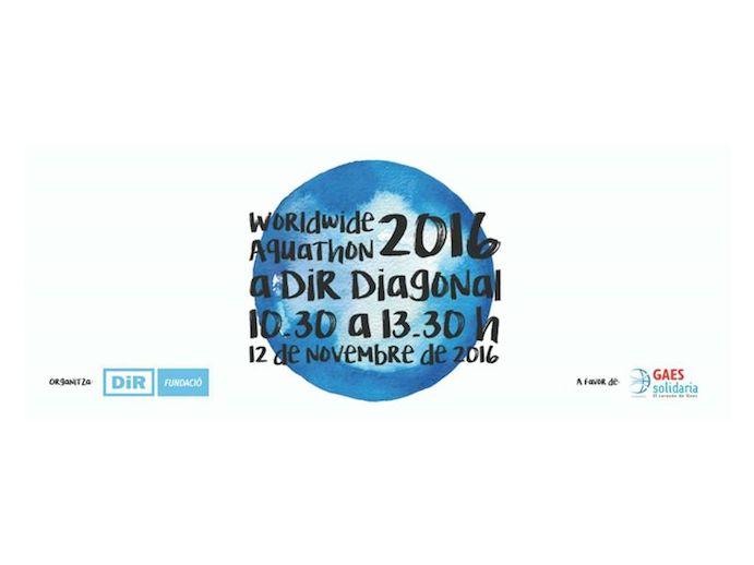 La Fundación DiR celebra el II Worldwide Aquathon