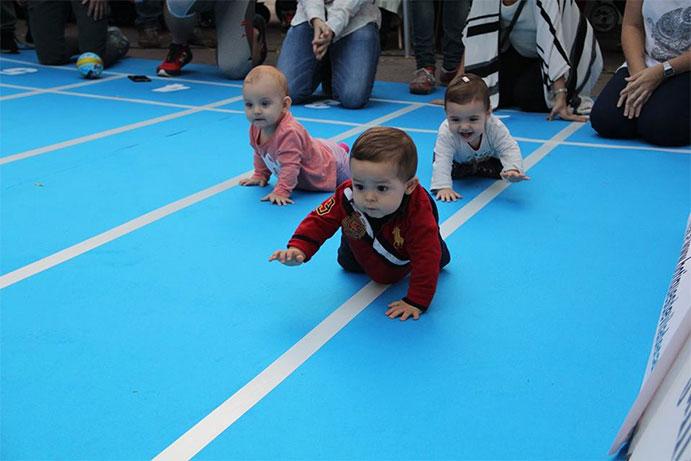 Base Castelló Esports celebrará más ediciones de su carrera para bebés