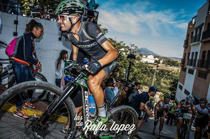 Berria Bike, en la Marcha BTT Ciudad de Chinchilla