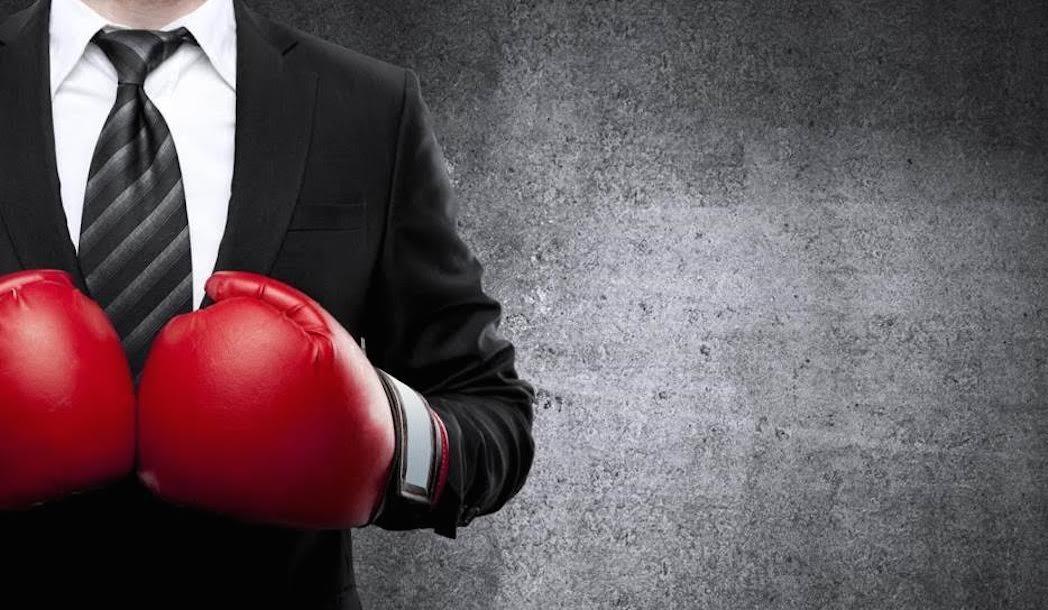 Así es el Boxeo para ejecutivos