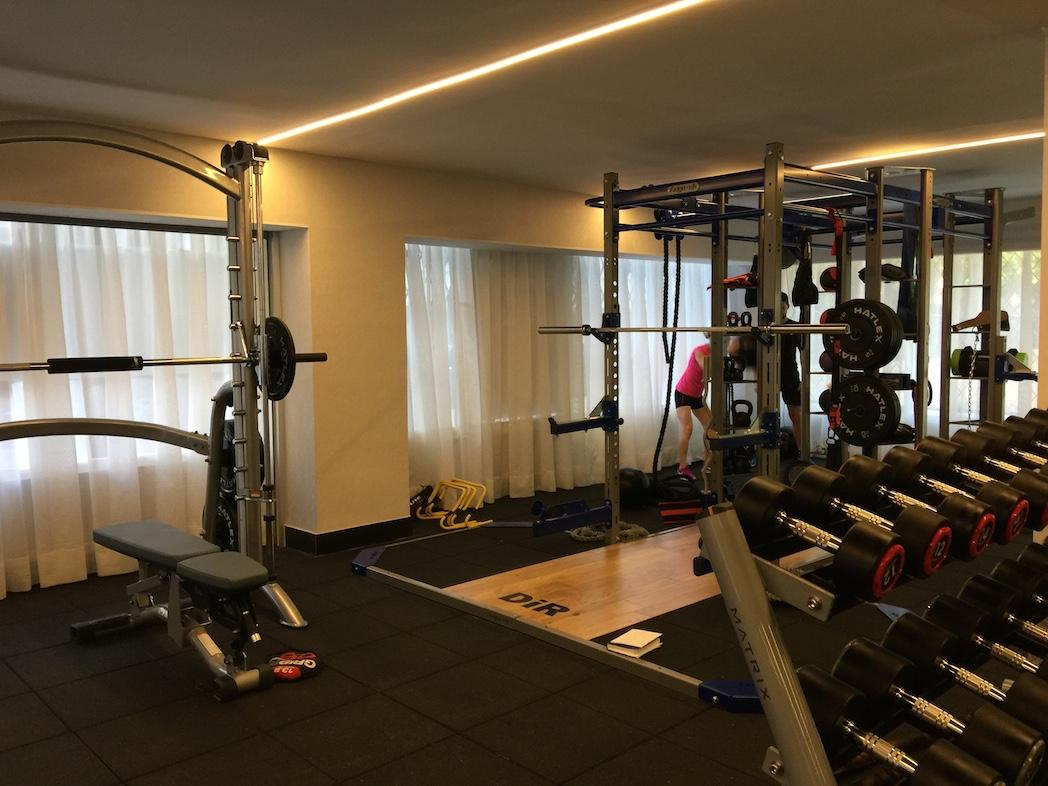 DiR estrena Up, el nuevo estudio de entrenamiento personal de Up&Down